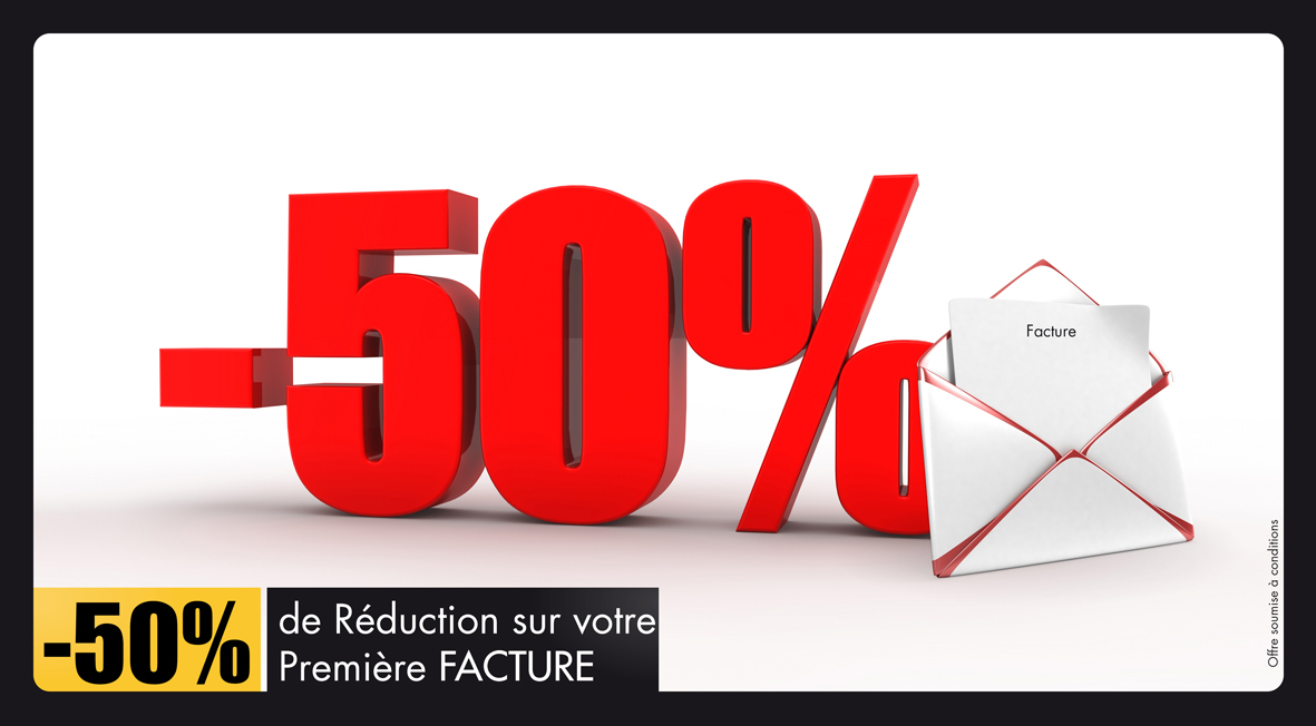 reduction des factures